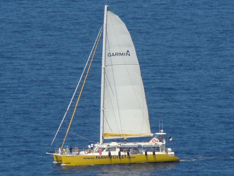 construction de catamarans navivoile transport de passagers de 22m