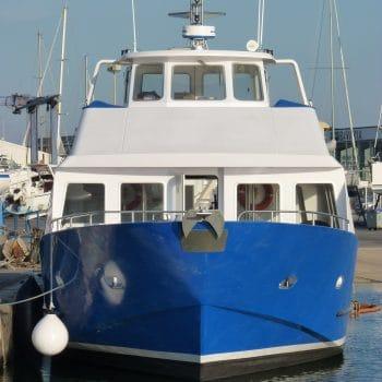 bateaux de servitude de 20m