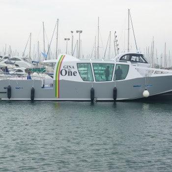 Gina bateaux de servitude