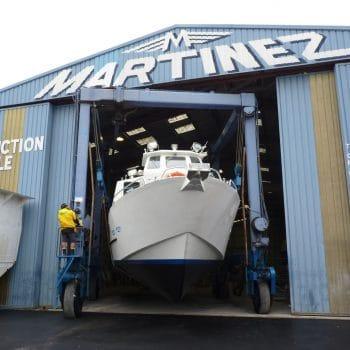 Martinez chantier navale constructions sur mesure