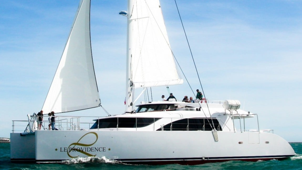 catamaran Le Providence - navire transport passagers