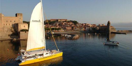 construction de catamarans navivoile transport de passagers 22m