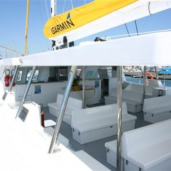 Construction de catamarans NAVIVOILE transport de passagers