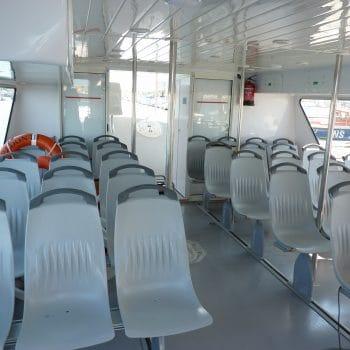 vedette transport de passagers Espadon 3