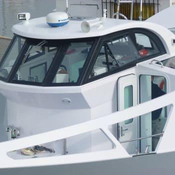 Constructeur bateau de servitude