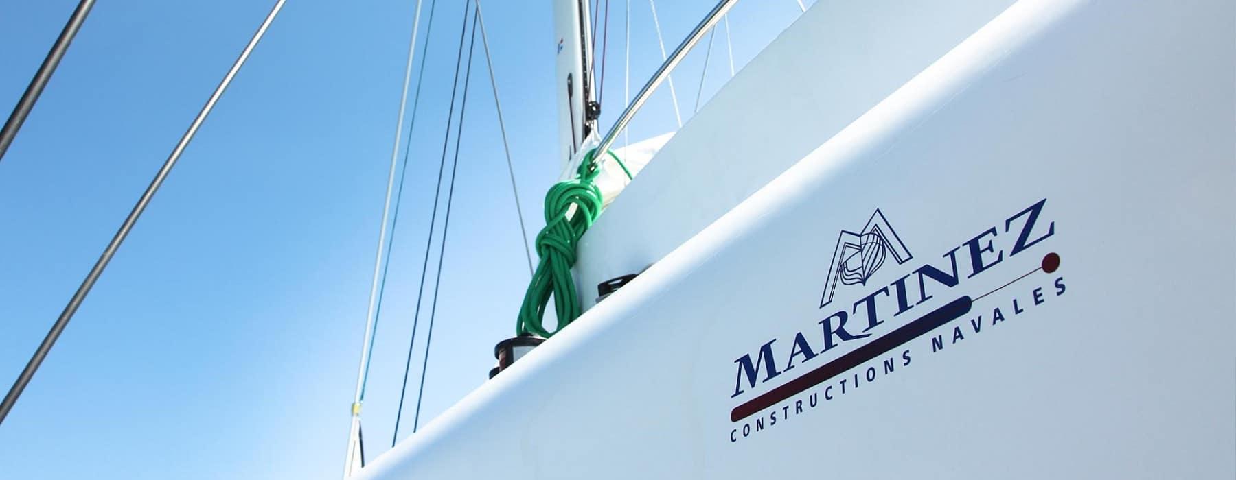 Martinez - constructeur de bateaux de servitude