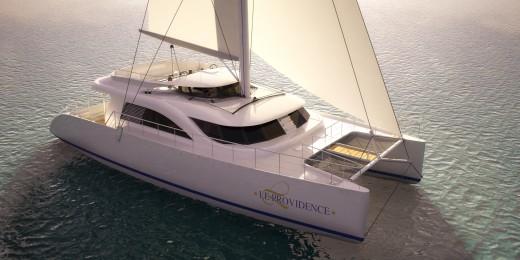 Catamaran Le Providence 2