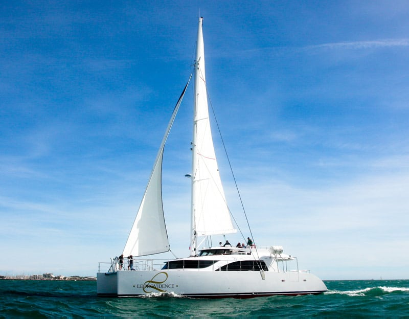 catamaran providence 2