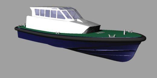 constructeur de bateaux de servitude