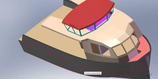 chantier de constructions navales